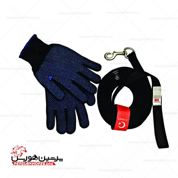 طناب-لنژ-با-دستکش